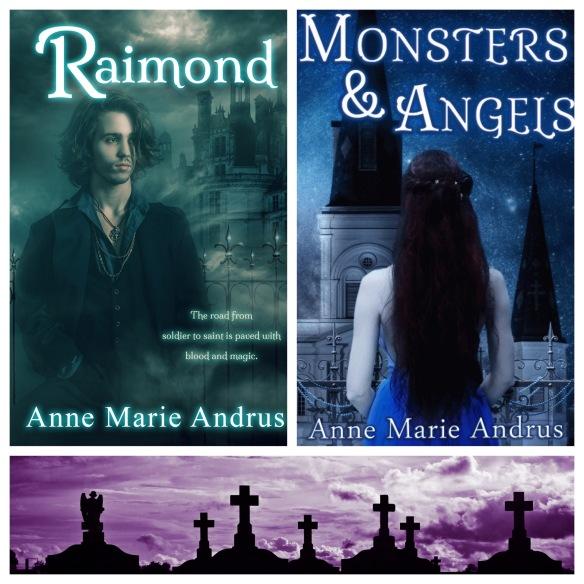 Book Series Monsters Angels